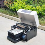 焦点A3のサイズのVocanoジェット機の電話箱のペンの紫外線平面プリンター
