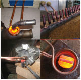 Het Verwarmen van de Verwarmer van de Inductie IGBT de Solderende Machine van het Blad van het Carbide