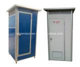 Toilette préfabriquée de mobile/préfabriquée mobile commode dans la rue