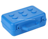 Ladrillo de alta calidad caja de juguetes con logotipo personalizado