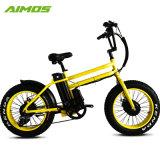 Motor de doble Color Naranja 48V 500W 350W Bicicleta eléctrica