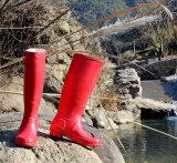 さまざまなカラー防水ゴム製雨靴、高の品質の女性のゴム長、女性ゴム長