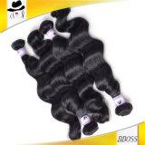 Выдвижение волос волны хорошего цены перуанское свободное