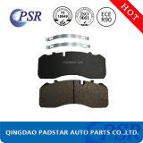 ECE-R90 standard des pièces du chariot Truck & Bus Plaquette de frein à disque