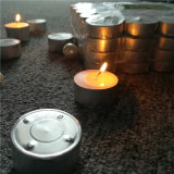23G Unscented 8h de Kaars van Tealight van 100 Pak van China