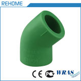 PPR verde 20-63mm tubulação e encaixes