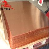 Lámina de cobre C1100 C1200 C1220 Placa de cobrechatarra de cobre