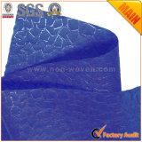 Carta da imballaggio non tessuta no. 33 del regalo del fiore blu scuro