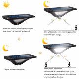 16のLEDの太陽エネルギーの庭の塀ライト機密保護のステップライトIP65はPIRの動きセンサーライト薄暗いライトが付いている太陽壁ライトを防水する