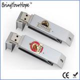 Movimentação do flash do USB do abridor de frasco da cerveja (XH-USB-058)