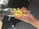 Impressora Flatbed UV da impressão giratória plástica de vidro de madeira do frasco do metal