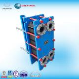 Arreglar y Compressiong Guid de tirantes de las placas de las barras de apoyo del intercambiador de calor