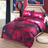 星明かりの様式の寝具は50%の綿50%ポリエステルをセットした