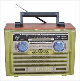 USB/TF/Rechargeable/Bluetooth 스피커를 가진 FM/Am/Sw 3 악대 휴대용 라디오