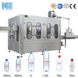 Automatic 3-en-1 máquina embotelladora de agua mineral.