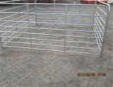 6つの柵は携帯用適用範囲が広いヒツジのパネルに電流を通した