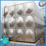 Tank van het Water van het Roestvrij staal van China SS304 de Sectionele