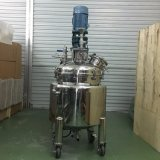 100L食糧化学薬品の化粧品の真空の乳化のミキサー機械