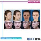 Matrix fracional de RF Skinlifting Facial Corpo Emagrecimento Máquina de remoção dos vincos