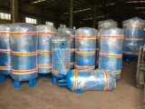 1000L/25bar Receptor de alta presión de gas comprimido para compresor de aire