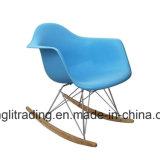 Los colores de radar de Eames silla mecedora