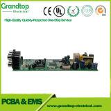 Assemblage van PCB van de Raad van de Bedrading van de rook de Alarm Afgedrukte (GT-0351)