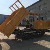 2.5 Cbm de Min Gevolgde Kipwagen van de Vrachtwagen van het Kruippakje van de Kipwagen