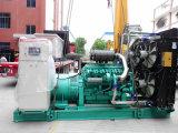 jogo de gerador Diesel silencioso da utilização da terra do gerador de 200kw 250kVA Ricardo com aprovaçã0 de Ce/ISO