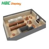 Supermarket Store 3D Design Supermaket Equipment