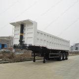 Sinotruk 강한 화물 상자 고품질을%s 가진 트레일러 60 톤 반 덤프 트럭