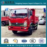 Sinotruk Cdw販売のための16トンのダンプカートラック