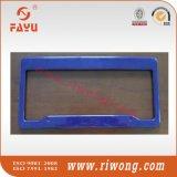 ABS Plastik wir Größen-Schrauben-Kfz-Kennzeichen-Rahmen
