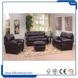Сала диван мебель Vintage Диван Италия Silver кожаный диван