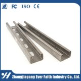 建築材料の支柱の鋼鉄チャネル