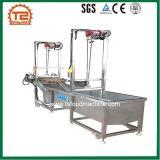 Luftblasen-Waschmaschine-und Frucht-Unterlegscheibe-Maschine