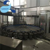 Lavado del agua de la bebida, relleno, máquina de rellenar que capsula 3 in-1