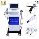 Preço de fábrica 7 em 1 máquina facial de Beuaty do rejuvenescimento do cuidado de pele de Hydrapeel & de Hydra