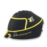 2018 qualidade super elevada proteção de espuma de EVA capacete de motocicleta capacete caso Vitrine para viagens