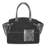 Signora di cuoio 2019 della borsa dell'unità di elaborazione della borsa di Snakeskin Handbag