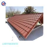 다채로운 지붕용 자재 돌 칩 입히는 밀라노 기와