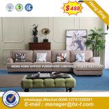 Size Wooden王のオフィス用家具の光沢のある執行部表(HX-MFC458)