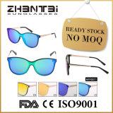 Sem quantidade mínima de Pronto Stock Fashion Óculos espelhados fêmea (HFF0011)