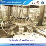 Máquina de relleno y que capsula del agua china de Monoblock de la buena calidad