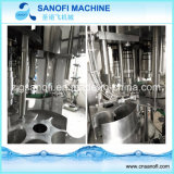 3 en 1 Machine de remplissage automatique de l'eau pure, équipement de traitement de prix