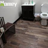Haga clic en el vinilo de PVC suelos de parqué mosaico para materiales de construcción