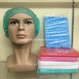 PP 의학을%s 비 길쌈된 외과 클립 모자