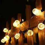 lumières de chaîne de caractères du globe G40 de 25FT avec les ampoules claires, UL indiquée, lumière d'intérieur/extérieure de s'arrêter de chaîne de caractères