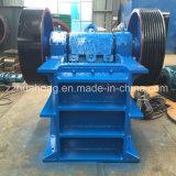 De Maalmachine van de Kaak van de Rots van de Steen van de Prijs PE500*750 van de fabriek, Installatie van de Maalmachine van de Kaak van de Dieselmotor de Mobiele