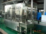 Encendido de la planta de relleno de la bebida de la máquina de rellenar del agua/del agua de soda