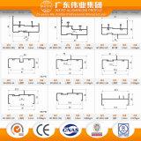 Het reusachtige Frame van het Aluminium van de Fabrikant van Foshan van de Selectie voor Glijdend Venster